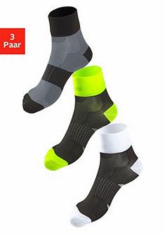 Cyklistické ponožky (3 páry)