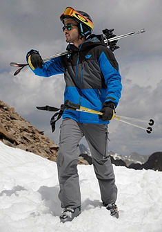 O'NEILL Lyžiarska bunda »PM EXILE JACKET«