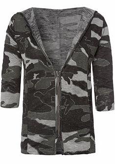 Key Largo Pletený sveter s kapucňou »EXCITE«