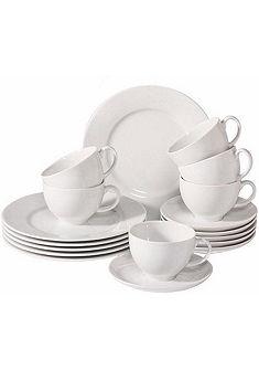 GALLO DESIGN VILLEROY & BOCH GROUP Kávový servis, porcelán, 18-dílná »New Sweet Basic«