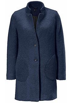 B.C. BEST CONNECTIONS by heine Krátký kabát se smíšeným pletením
