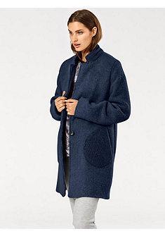 B. C. BEST CONNECTIONS by heine Krátky kabát so zmiešaným pletením