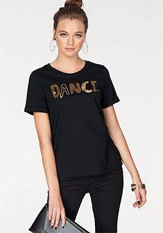 Vero Moda Tričko s okrúhlym výstrihom »DANCE«