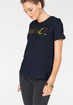 Vero Moda Tričko s kulatým výstřihem »DANCE«