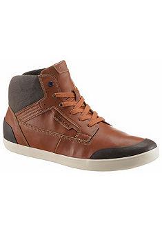 Geox fűzős magasszárú cipő