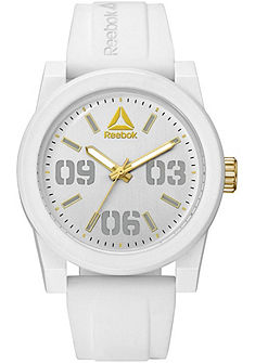 Reebok Náramkové hodinky Quarz »Hook, RD-HOO-G2-PWIW-W2«