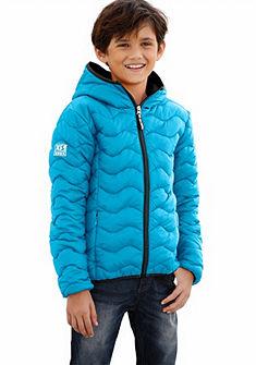Exes Prošívaná bunda s kontrastním lemováním, pro chlapce
