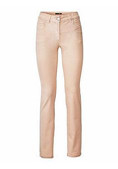 B.C. BEST CONNECTIONS by heine kalhoty v štýle Chino s lesklým povrchem