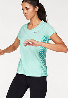 Nike Tričko na beh »WOMEN NIKE DRY MILER TOP SHORTSLEEVE GX«