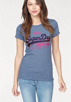 Superdry nyomott mintás póló »VINTAGE LOGO SHADOW ENTRY TEE«