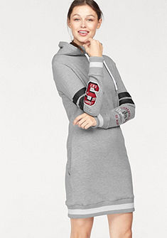 Superdry Šaty »CULLEN SWEAT DRESS«