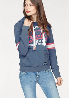 Superdry Mikina »VARSITY TEAM ENTRY HOOD«