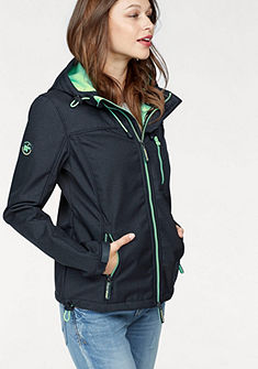 Superdry Softshell bunda »HOODED WINDTREKKER«