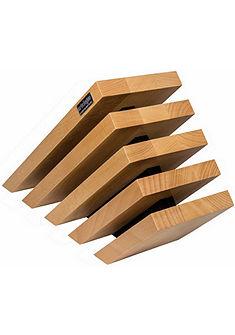 arte legno Magnetický blok na nože, bukové dřevo »Venezia«