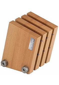 arte legno Magnetický blok na nože, bukové dřevo »Milano«