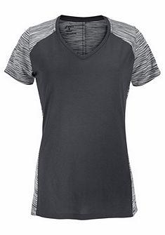 Asics Běžecké tričko »FUZEX V-NECK SS TOP«