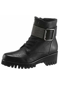 Donna Carolina Šnurovacie topánky členkové