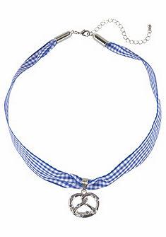 J. Jayz nyaklánc perec alakú medállal