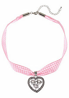 J. Jayz nyaklánc szív alakú medállal