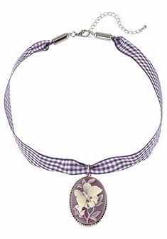J. Jayz elegáns népviseleti nyaklánc pillangó medállal