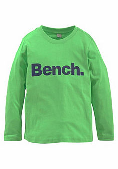Bench Tričko s dlouhými rukávy
