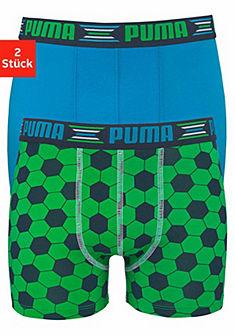 Puma Jungen boxeralsó»Play World Cup Print Boxer« (2db)