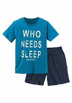 Fiú rövid pizsama