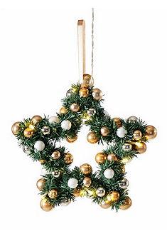 Vánoční hvězda s LED osvětlením
