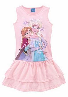 Disney Frozen Šaty na traky