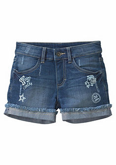 Arizona Riflové krátke nohavice