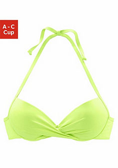 s.Oliver RED LABEL Beachwear push up bikini felső »Spain«