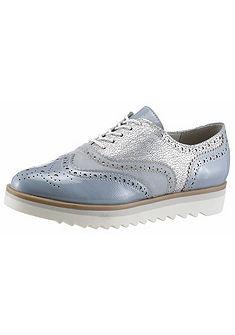 Marco Tozzi Šnurovacie topánky