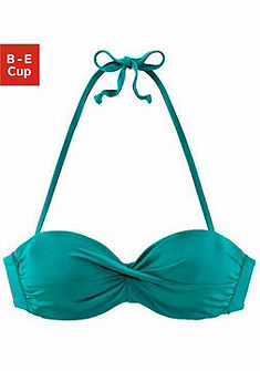 s. Oliver RED LABEL Beachwear Bikinový top s kosticemi »Spain«