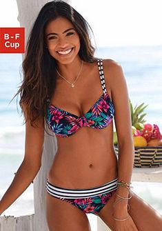 Venice Beach Bikinový top s kosticemi »Summer«