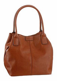 Tom Tailor shopper táska »MIRI« cipzáras belső zsebbel