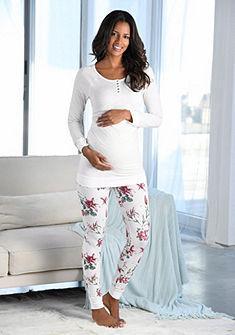 Marie Claire Mateřské pyžamo s légou na knoflíky