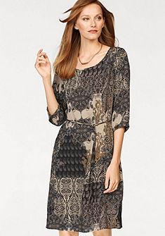soyaconcept nyomott mintás ruha »Basma 2«