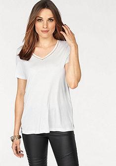Vero Moda Tričko s výstřihem do V »SPORTA«