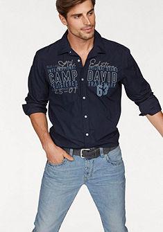 CAMP DAVID Košile s dlouhými rukávy