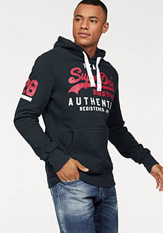 Superdry Mikina s kapucí »VINTAGE LOGO AUTHENTIC DUO HOOD«