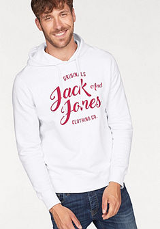 Jack & Jones Mikina s kapucí »jorMUDO SWEAT HOOD«