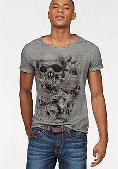 Key Largo kereknyakú póló nyomott mintával »MT PRIME«
