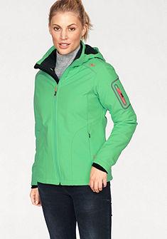 CMP softshell dzseki, levehető kapucnival