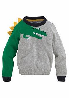 KIDSWORLD Pletený pulóver