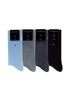 Ponožky, Tommy Hilfiger (4 páry)