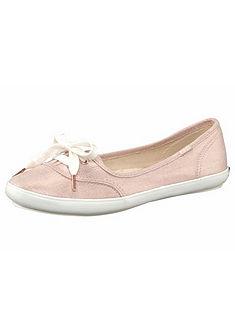 Keds balerina cipő »Teacup Metallic Linen«