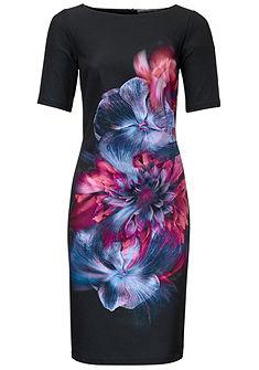 ASHLEY BROOKE by heine Kvetové puzdrové šaty