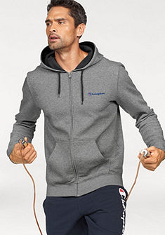 Champion Mikina s kapucí »HOODED FULL ZIP SWEATSHIRT«
