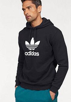 adidas Originals kapucnis hosszú ujjú póló »TREFOIL HOODY«