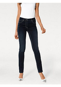 ASHLEY BROOKE by heine Formujúce rúrkové džínsy elastické